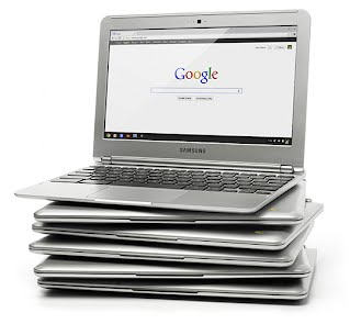 We've got Chromebooks!